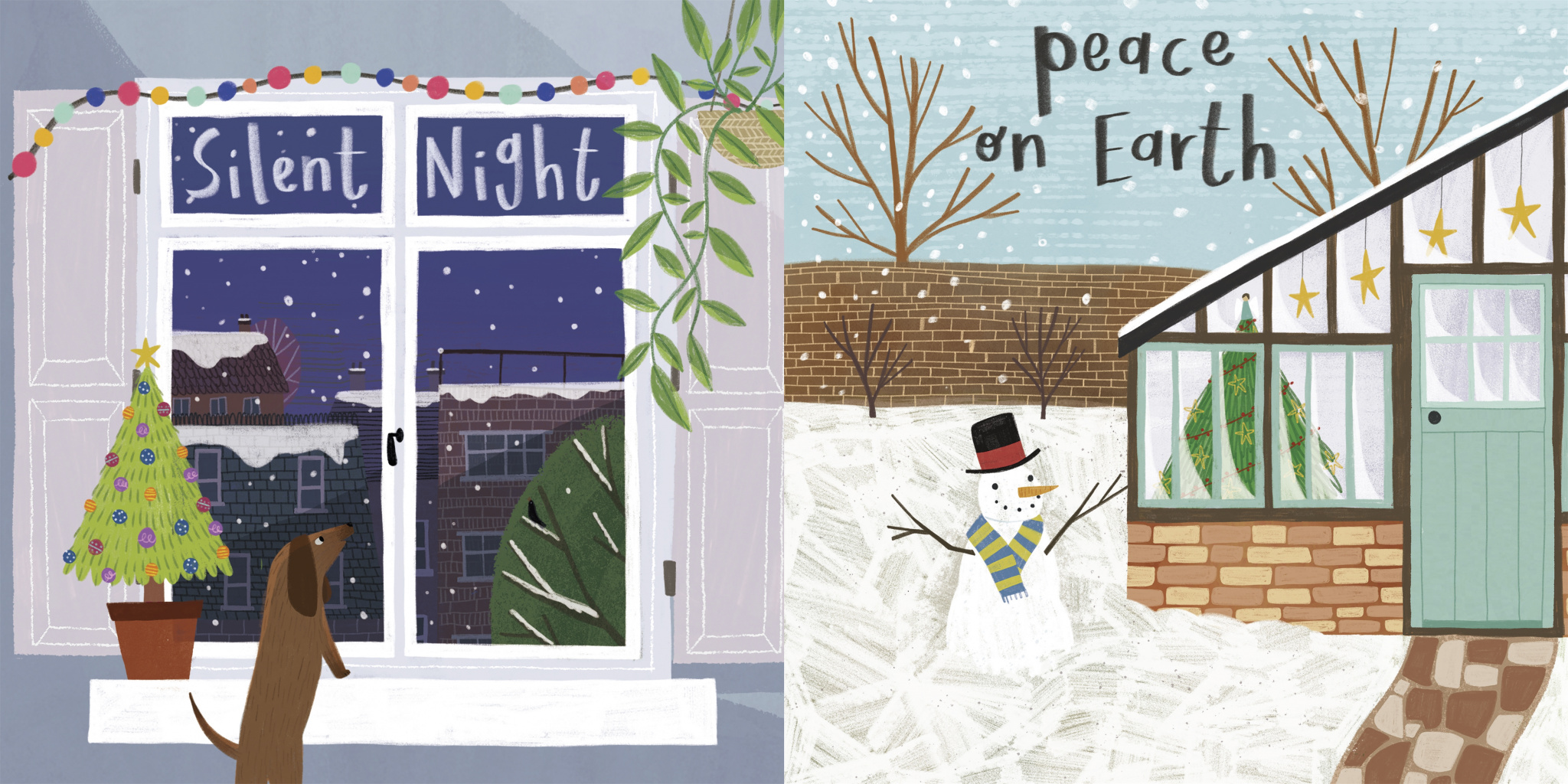 Charity Christmas Cards 2020 SPCK Charity Christmas Cards 2020, Pack of 10, 2 Designs | Eden.co.uk