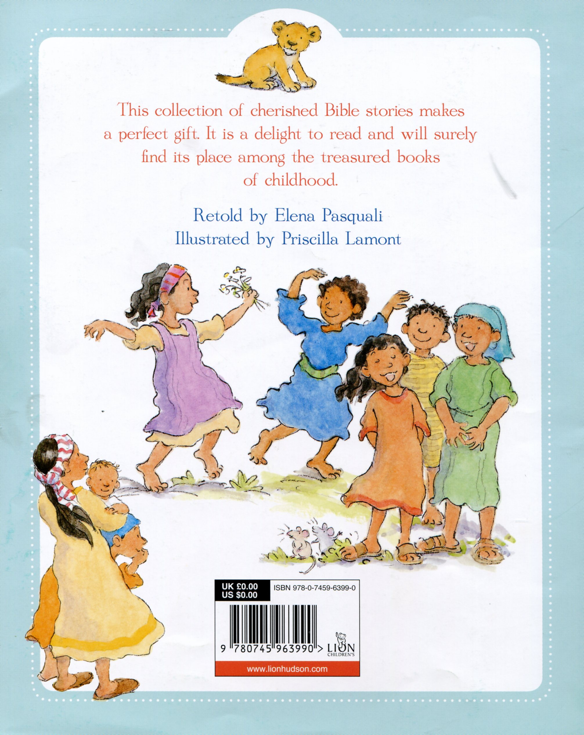 The Lion Nursery Bible 9780745963990 Free Delivery When You
