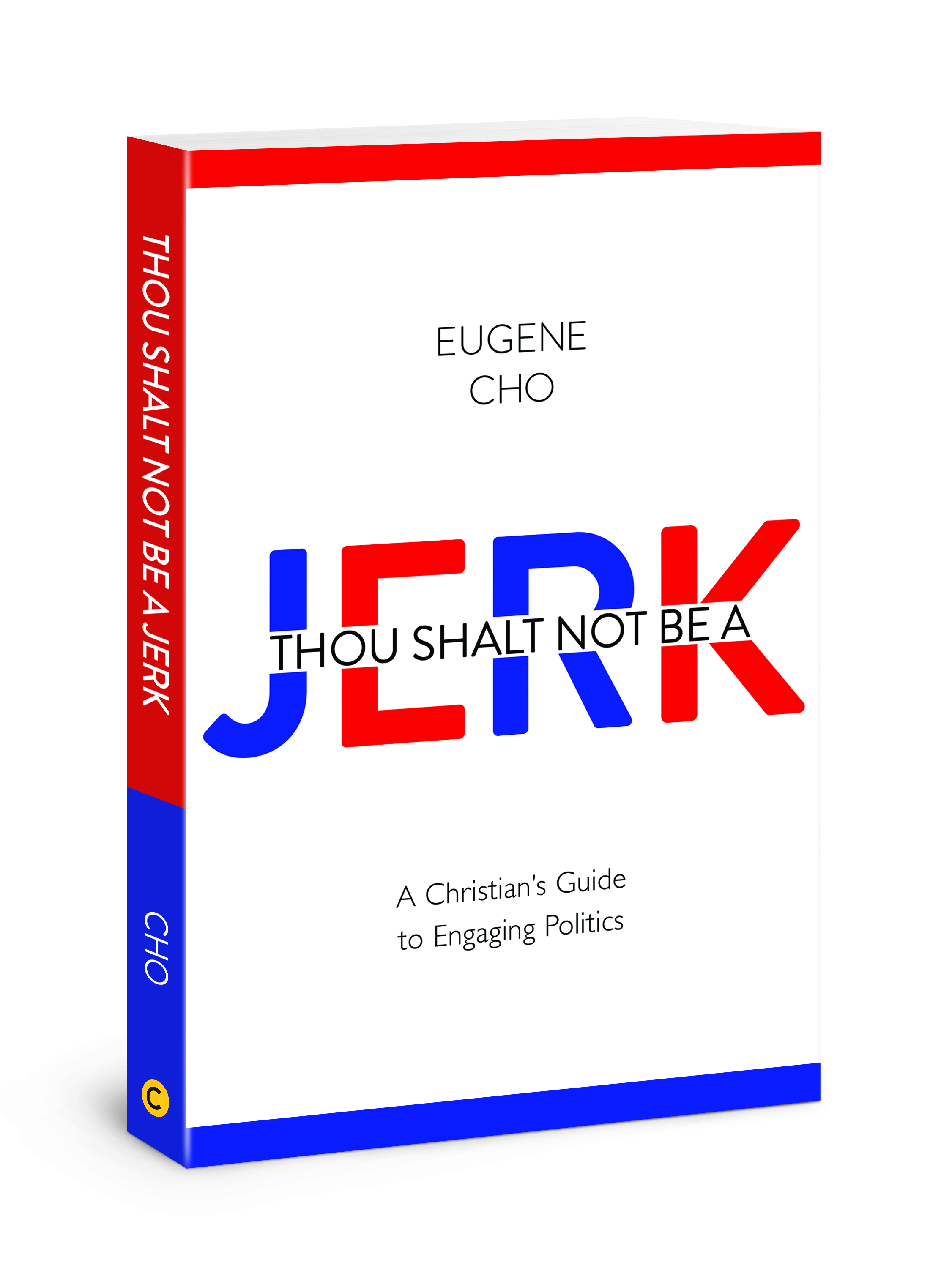 "Eugene Cho, Pastor and President of Bread for the World, Urges Christians to Stop Being Political Jerks in New Book ""Thou Shalt Not Be a Jerk"""