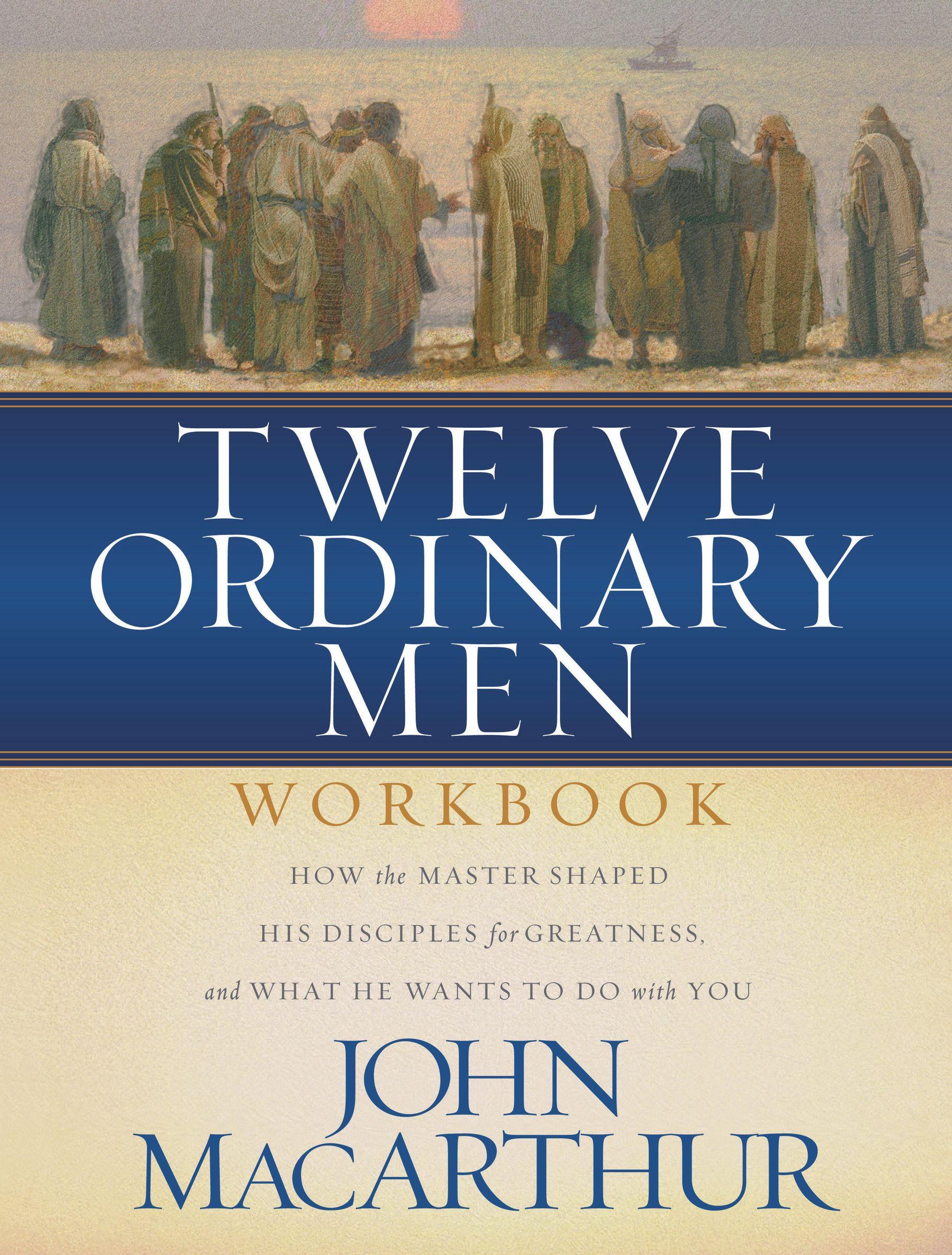 John macarthur study guides