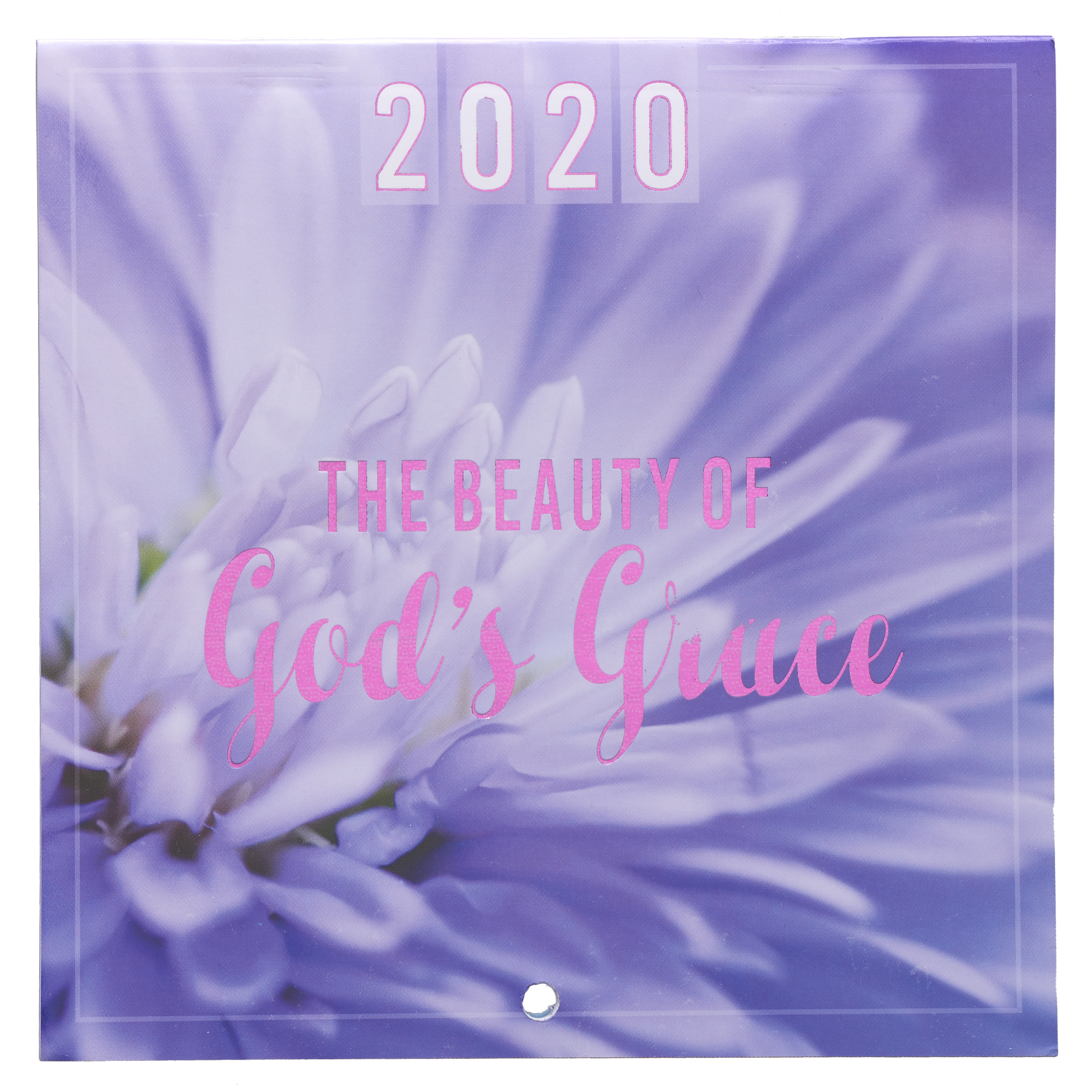 The Beauty Of God's Grace Small Wall Calendar 2020