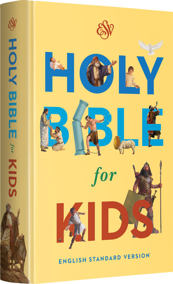 ESV Holy Bible For Kids by Crossway | Free Delivery at ...