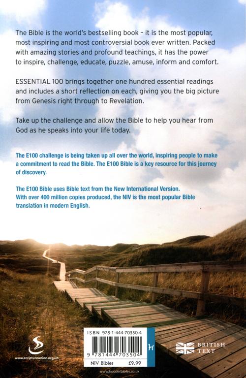 niv e100 bible international version new t kuniholm whitney