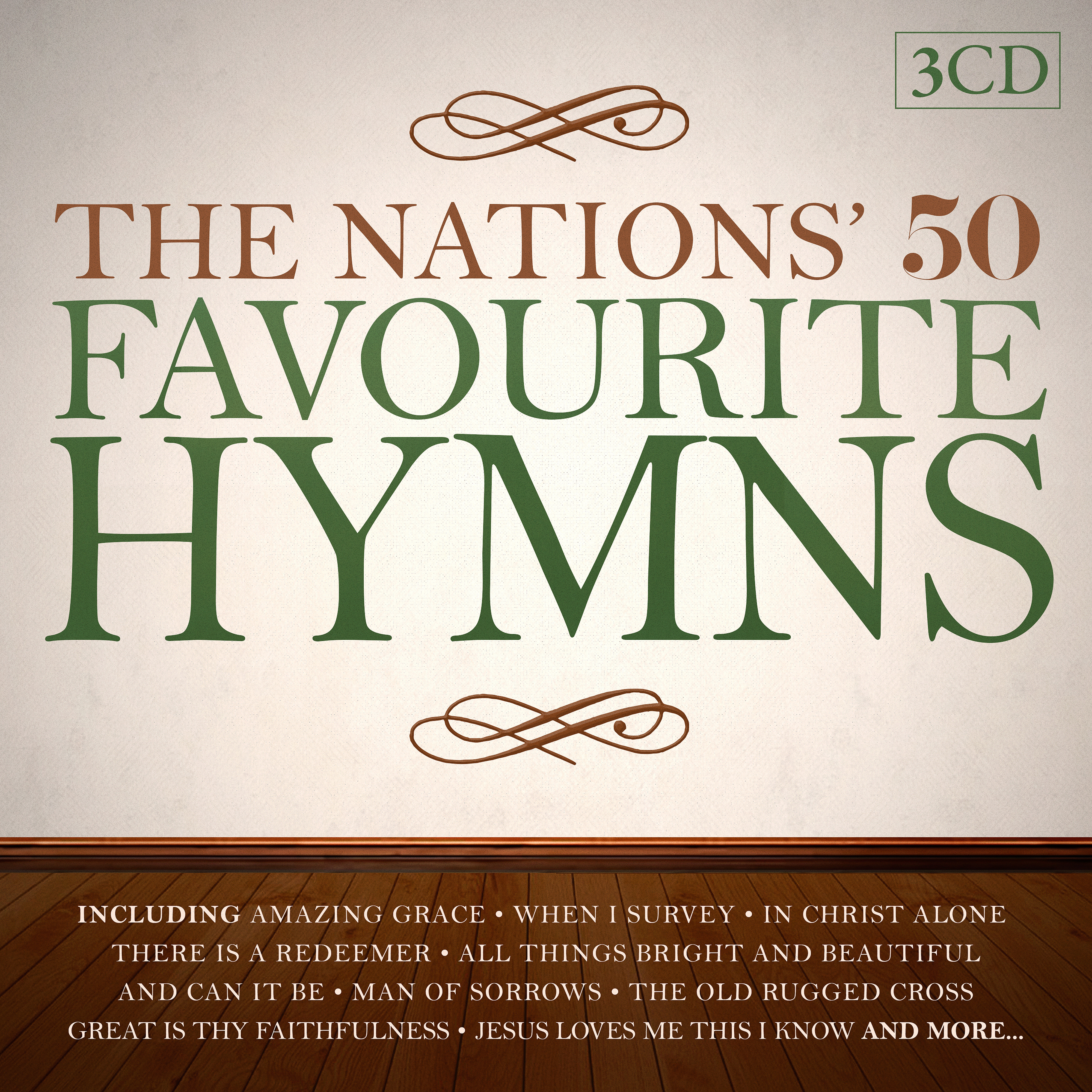 Greatest Hymns Music includes bonus track Christian & Gospel
