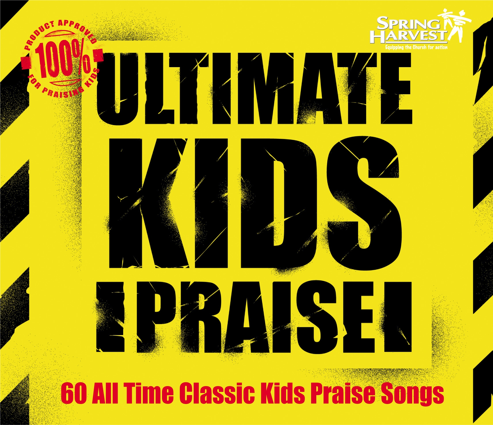 Ultimate Kids Praise | Free Delivery @ Eden co uk