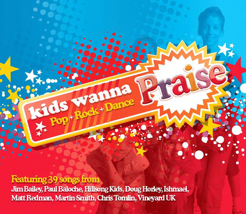 Kids Wanna Praise Box Set | Free Delivery when you spend £10 @ Eden