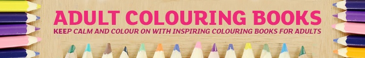 Adult Colouring Books Offer