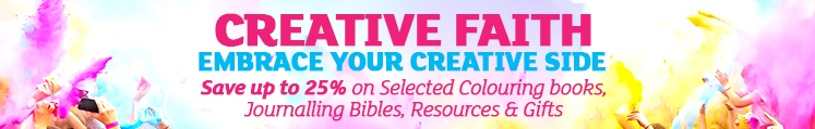 Creative Faith Offers Banner