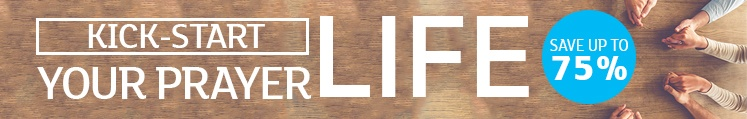 Prayer Life Header