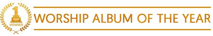 2018 Worship Album of the Year