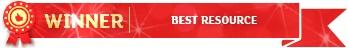 Winner of Best Resource