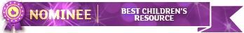 Nominee for Best Children's Resource