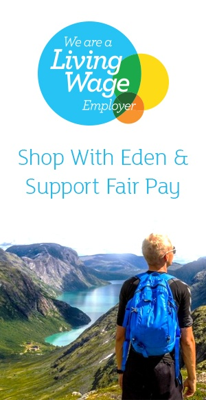 Eden is an accredited Living Wage employer